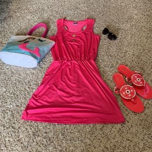 Mud pie dress